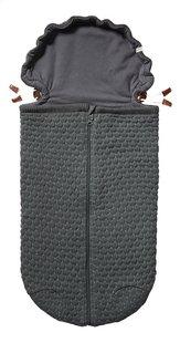 Joolz Voetenzak voor draagbare autostoel Essentials Honeycomb anthracite