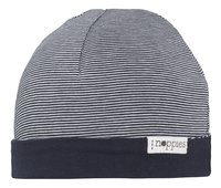 Noppies Bonnet réversible Jandino navy 0-3 mois-Avant