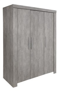 Chambre évolutive 3 pièces Mirco armoire 3 portes-Détail de l'article
