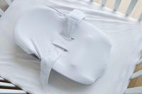 doomoo basics Housse pour cale-bébé Supreme Sleep blanc-Image 1