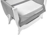 Shnuggle Set co-sleeper/bed Shnuggle Air dove grey-Artikeldetail