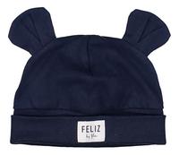 Feliz by Filou Muts Bear blauw-Vooraanzicht