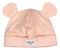 Feliz by Filou Muts Bear roze-Vooraanzicht