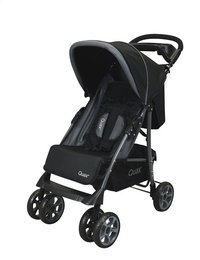 Quax Buggy Shopper Travelsystem zwart