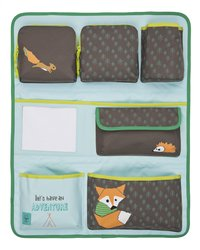 Lässig Sac de rangement Wrap-to-go Little Tree Fox aqua/brun