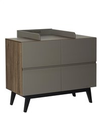 Quax Commode avec 4 tiroirs Trendy Royal Oak