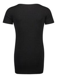 Noppies Mum T-Shirt d'allaitement Rome Black-Arrière