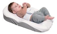 doomoo basics Housse pour cale-bébé Supreme Sleep blanc-Image 2