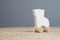 Little Dutch Trekspeeltje ijsbeer-Afbeelding 1