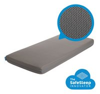 AeroSleep Hoeslaken voor bed grijs polyester B 70 x L 140 cm-Artikeldetail