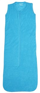 Dreambee Zomerslaapzak Essentials met voering  badstof blauw 110 cm