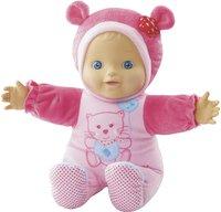 VTech Interactieve pop Little Love Kiekeboe baby roze