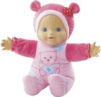 VTech Interactieve pop Little Love Kiekeboe baby roze NL-Avant