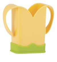 Nûby Support pour Tetra Pak jaune/lime