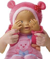 VTech Interactieve pop Little Love Kiekeboe baby roze NL-Image 2