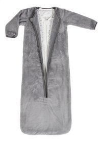 Dreambee Slaapzak 4 seizoenen Essentials sterretje katoen/polyester grijs 100 cm-commercieel beeld
