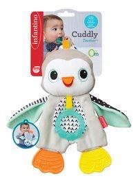Infantino Bijtspeeltje Pinguïn-Vooraanzicht