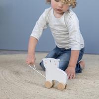 Little Dutch Trekspeeltje ijsbeer-Afbeelding 4