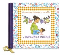 Zwangerschapsboek L'album de ma grossesse - Pauline Oud FR-Vooraanzicht