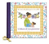 Zwangerschapsboek L'album de ma grossesse - Pauline Oud FR