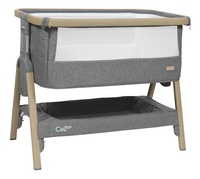 Tutti Bambini Co-sleeper CoZee oak/charcoal-Linkerzijde