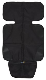 Dreambee Protège-siège Essentials noir/gris