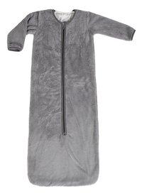 Dreambee Slaapzak 4 seizoenen Essentials sterretje katoen/polyester grijs 100 cm-Vooraanzicht