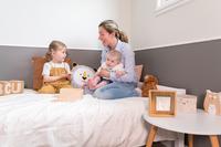 Baby Art Gipsafdruk Magic Box wooden natural-Afbeelding 3