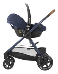 Maxi-Cosi Draagbare autostoel Pebble Pro i-Size sparkling blue-Afbeelding 2