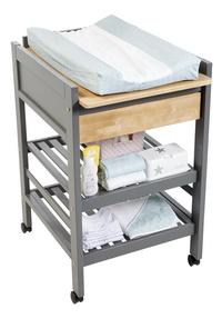 Troll Table à langer Loft Duo gris-Image 3