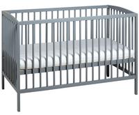 Amal II Lit de bébé One gris