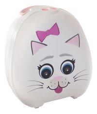 My Carry Potty Petit pot chat-Côté gauche