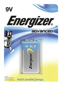 Energizer pile 9V Advanced