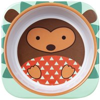 Skip*Hop Diep bord Zoo hedgehog