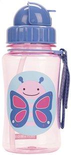 Skip*Hop Drinkfles Zoo vlinder 350 ml