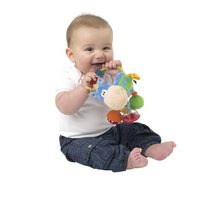 Playgro Rammelaar Clip Clop Activity Rattle-Afbeelding 1