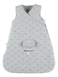 Noukie's Slaapzak Mix & Match jersey light grey 50 cm-Artikeldetail