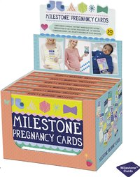 Milestone Pregnancy Cards-Détail de l'article