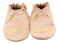 Robeez Chaussures Goldy Cat rose clair-Avant