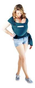 Je porte mon bebe Écharpe de portage extensible Basic retro blue-commercieel beeld