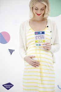 Milestone Pregnancy Cards FR-Afbeelding 3