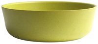 Biobu by Ekobo Assiette creuse Bambino lime