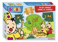 Puzzel Bumba In de jungle-Linkerzijde