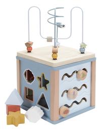 Little Dutch Houten Speelkubus Ocean-Artikeldetail