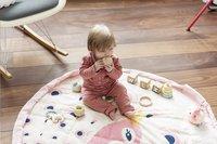 Play&Go Sac de rangement/couverture de jeu Soft Paon-Image 7