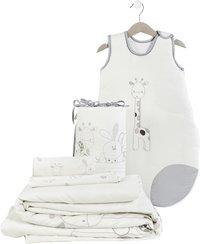 Di baby Housse de couette pour lit Animal coton-Image 1