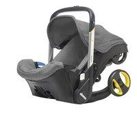 Doona Omvormbare draagbare autostoel Groep 0+ storm