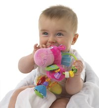 Playgro Rammelaar Clopette Activity Rattle-Afbeelding 3