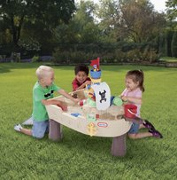 Little Tikes speeltafel Piratenschip-Afbeelding 2