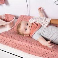 bébé-jou Washandje Fabulous Swan roze - 3 stuks-Afbeelding 2
